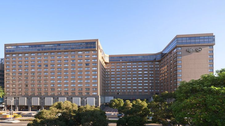 Sheraton's Taipei property is part of Starwood's new Sheraton Grand brand. (Image: Sheraton)