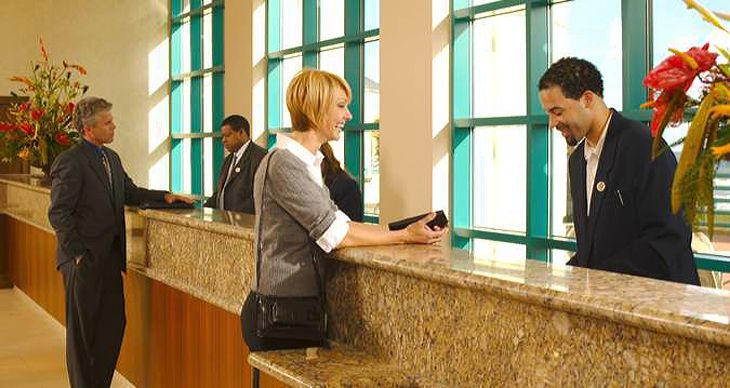 Watch your hotel bill for unexpected charges. (Image: Hilton)