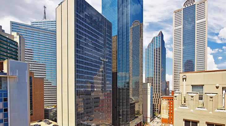 The new Hilton Garden Inn in downtown Dallas. (Image: Hilton)