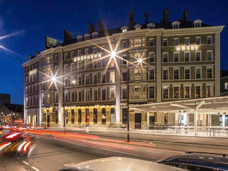 London's Great Northern Hotel is now part of Starwood's Tribute Portfolio. (Image: Starwood)