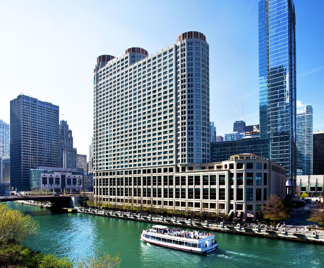 This Chicago hotel offers the worst rate of return for reward redemptions (Photo: Sheraton)