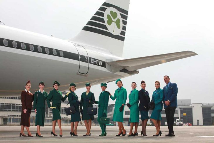 Aer Lingus is adding two U.S. routes this month. (Image: Aer Lingus)