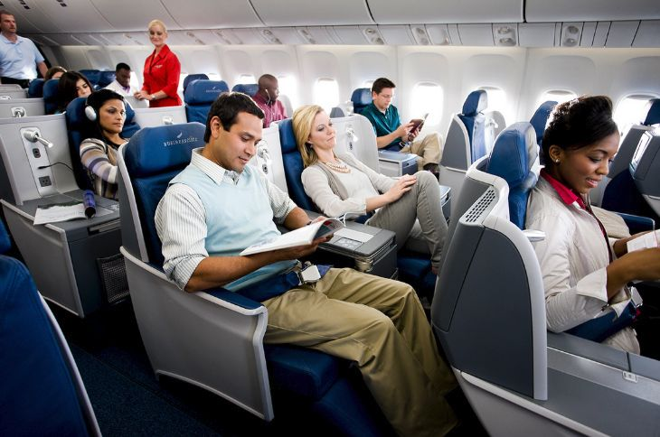 Millennials would like to travel more on business; Baby Boomers, not so much. (Image: Delta)