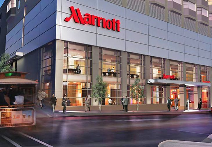 Will Anbang Insurance thwart Marriott's latest bid to buy Starwood? (Image: Marriott)