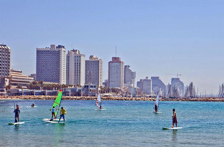 United will start San Francisco-Tel Aviv flights next year. (Image: Israel Ministry of Tourism)