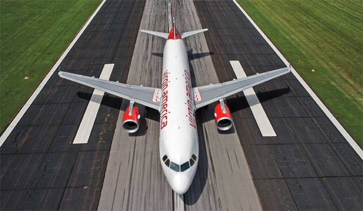 More new A320s will let Virgin America grow at San Francisco in 2016. (Image: Virgin America)