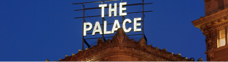 San Francisco's famous Palace hotel to become a Marriott (Image: Starwood)