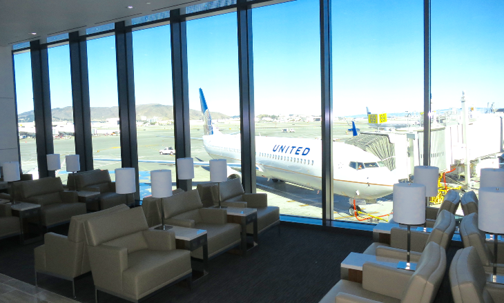 United Club SFO