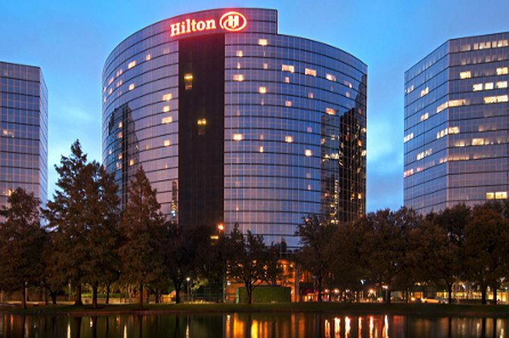 The Hilton Dallas Lincoln Centre Hotel. (Image: Hilton)