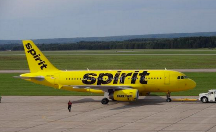Spirit Airlines will make its debut at Seattle next year. (