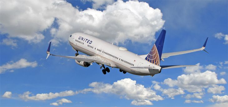 United is taking the gloves off in a fight for SFO-Denver trvaelers. (Image: Jim Glab)