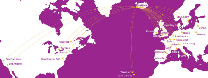 Reader Report: WOW Air to Iceland in economy class ...