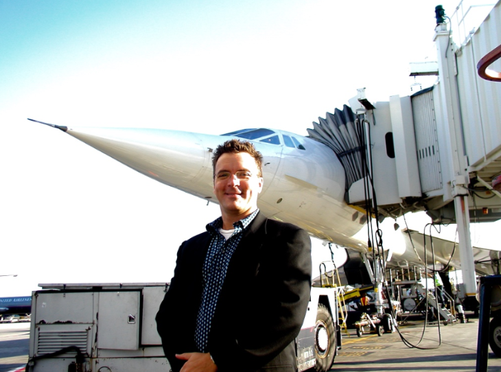 A lucky few got to fly the Concorde. I did it...twice!