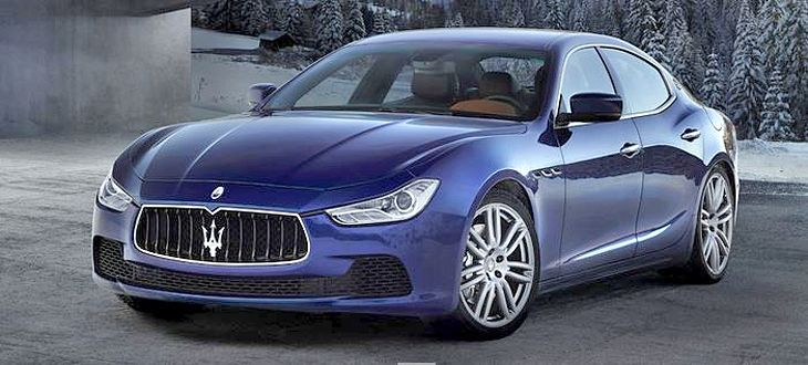 Maserati's Ghibli S Q$: Can you handle it? (Image: Maserati)