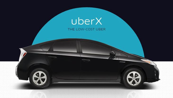 UberX started pick-ups at LAX. (Image: Uber)