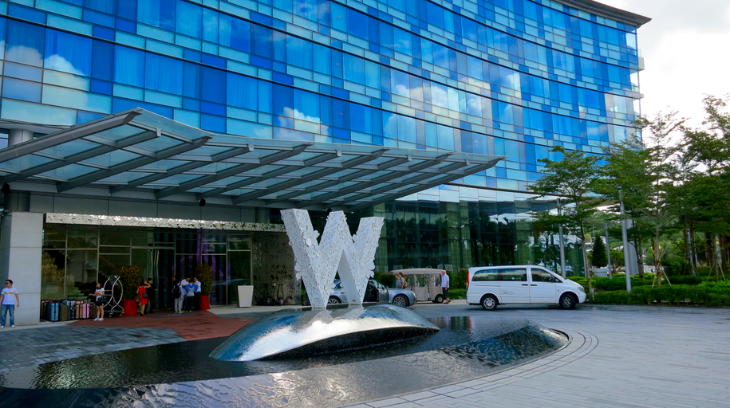 What in the world is Marriott going to do with W Hotels? (Photo W Singapore by Chris McGinnis)