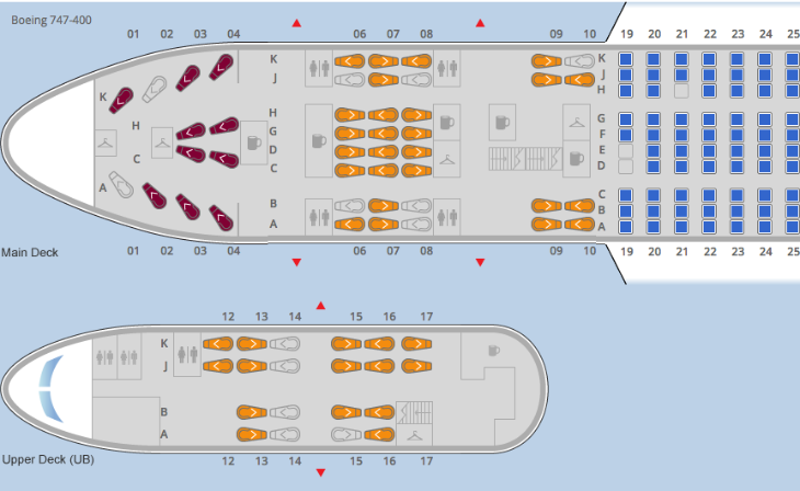 Still plenty of business class seats on the flights we selected (Image: United.com)