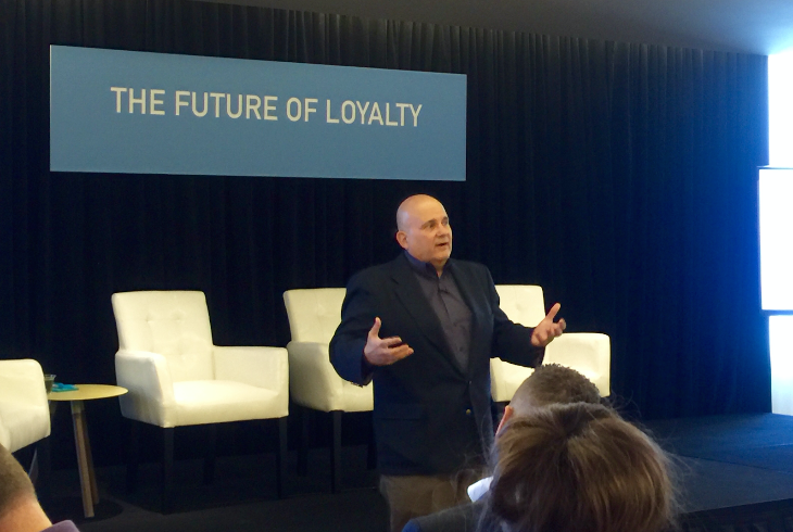 Marriott's Future of Loyalty Forum at LA Live (Photo: Chris McGinnis)
