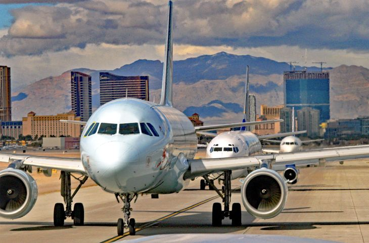 Strong demand is putting upward pressure on air fares and hotels. (Image: Jim Glab)
