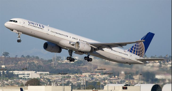 United plans to fly 757-300s from Washington Reagan National to San Francisco and Denver. (Image: BriYYZ/Wikimedia Commons)