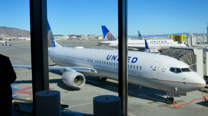 United boosted its orders for new Boeing 737s for a total of 65. (Photo: Chris McGinnis)