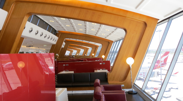Stay tuned for another post this- QANTAS first & business class lounges at SYD (Photo: Chris McGinnis)