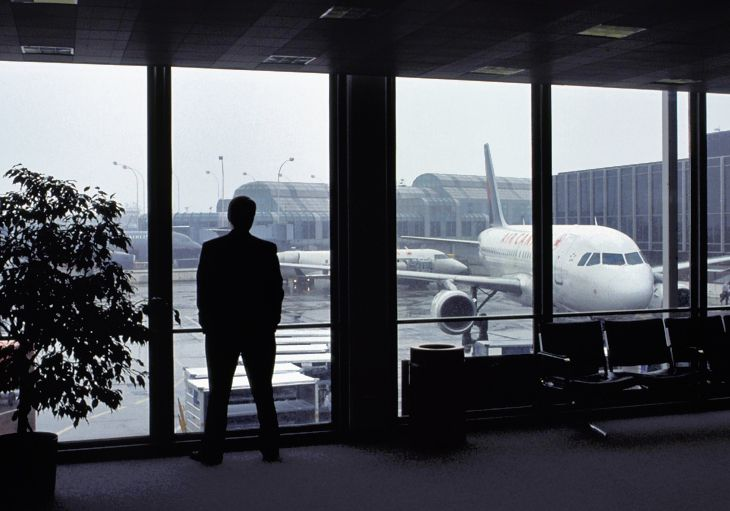 Study finds most frequent flyer miles/points are not earned by flying. (Image: Jim Glab)