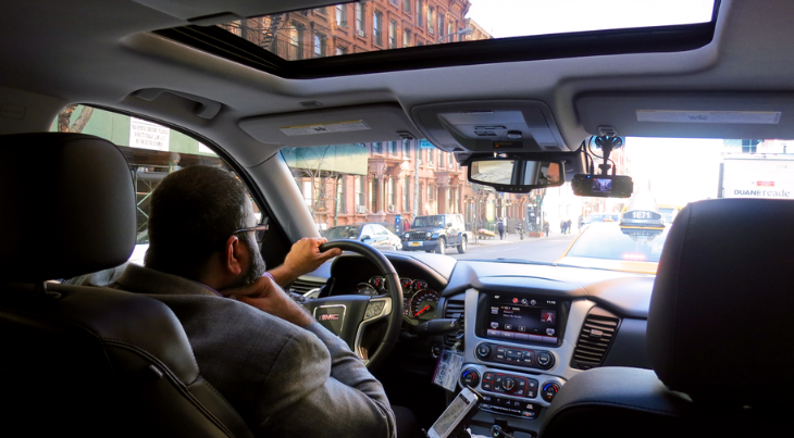 Surge pricing benefits drivers and Uber but what about you? (Photo: Chris McGinnis)