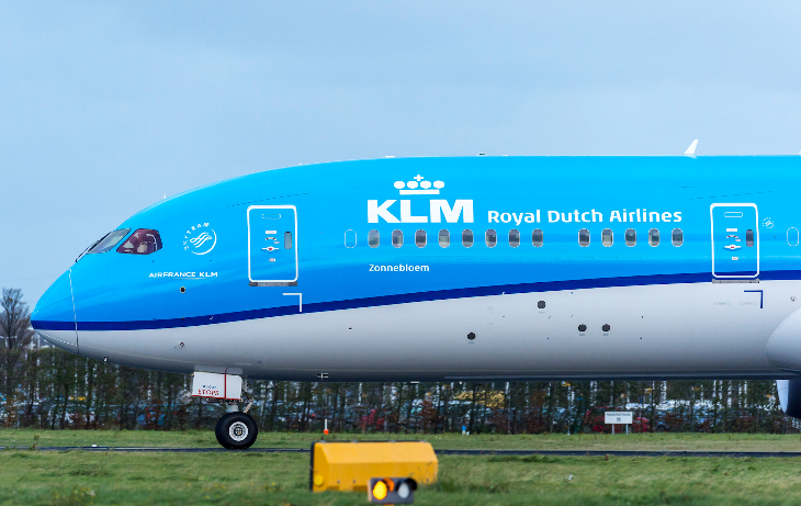 The Bay Area is getting yet another on of these shiny new birds (Photo: KLM)