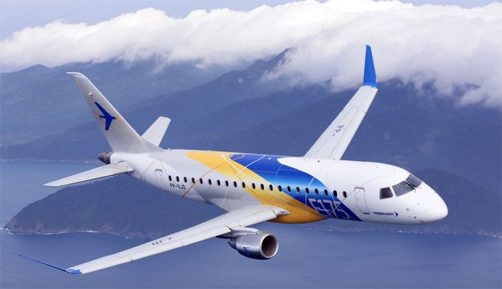 Alaska's Horizon Air subsidiary has ordered new three-class E175s. (Image: Alaska Airlines)