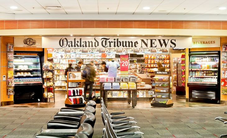 Southwest will jump into the Oakland-Log Beach market. (Image: Oakland Airport)