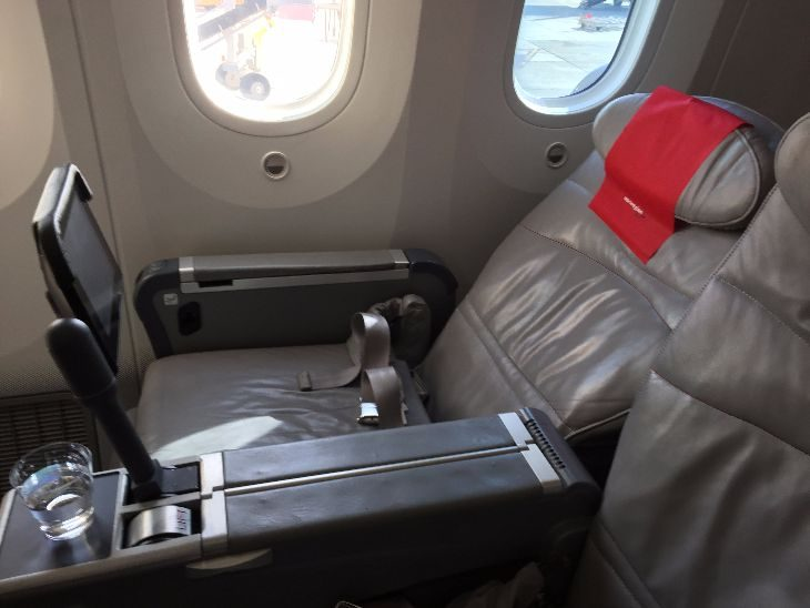 Norwegian Air premium economy