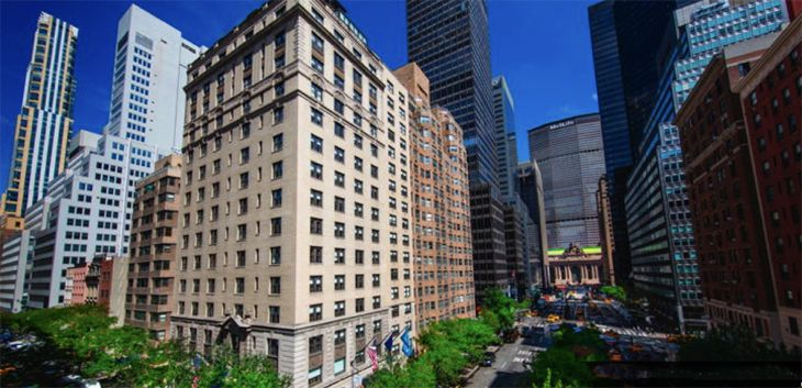 Iberostar's first U.S. location is at 70 Park Ave. in New York. (Image: Iberostar)