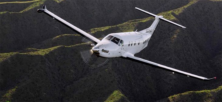 Surf Air offers private aircraft flights around California. (Image: Surf Air)