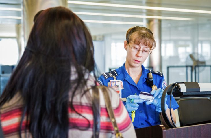 The ACLU says TSA's Behavior Detection program is based on unreliable indicators. (Image: TSA)