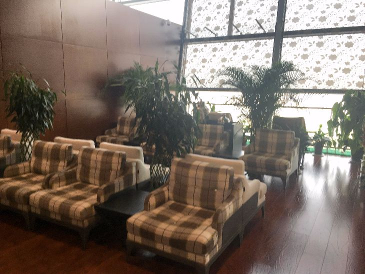 First & Business Class Lounge in Xi'an (Photo: Dan Erwin)