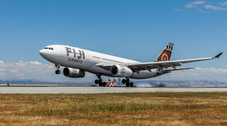 Fiji Airways SFO