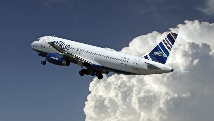 JetBlue will begin San Jose-Long Beach flights in 2017. (Image: Jim Glab)
