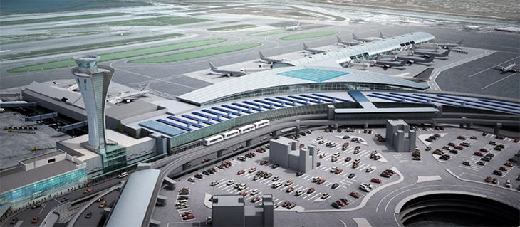 San Francisco will break ground next week on a big Terminal 1 overhaul. (Image: San Francisco International Airport)