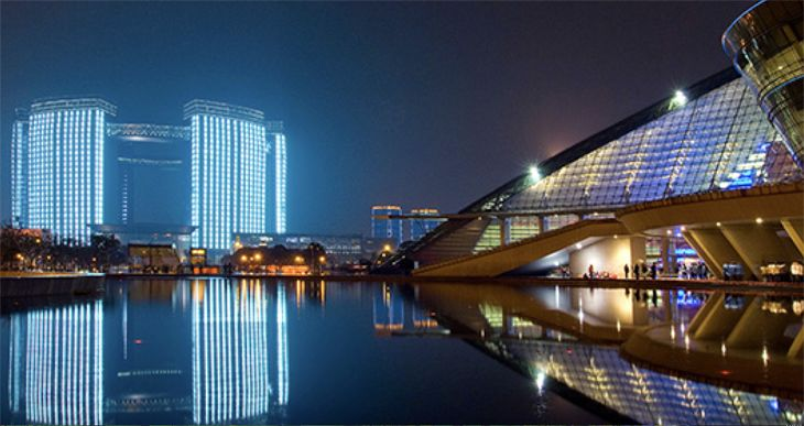 Hangzhou, China is United's newest transpacific destination. (Image: City of Hangzhou)
