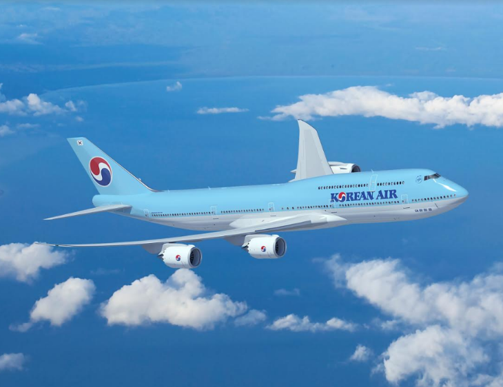 Korean Air, KAL, 747, 747-8
