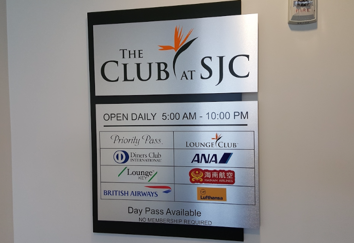The Club at SJC San Jose