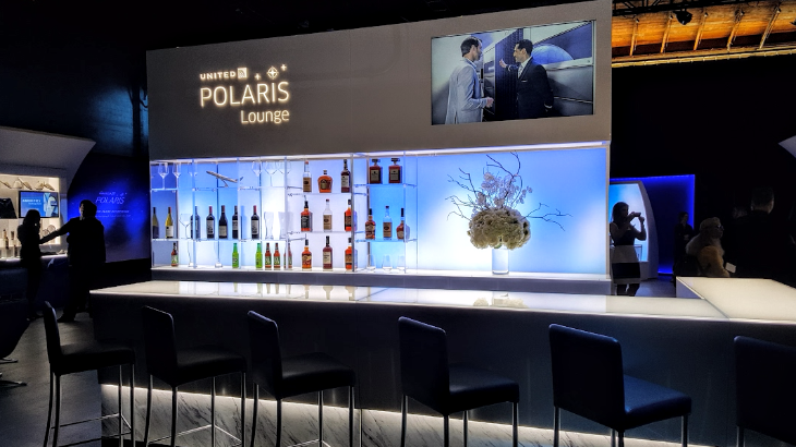 United Polaris Lounge