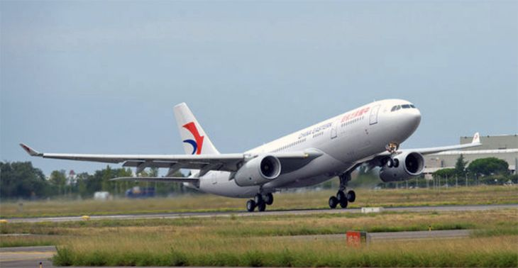 China Eastern is using an A330 for its new San Francisco flights. (Image: Airbus)
