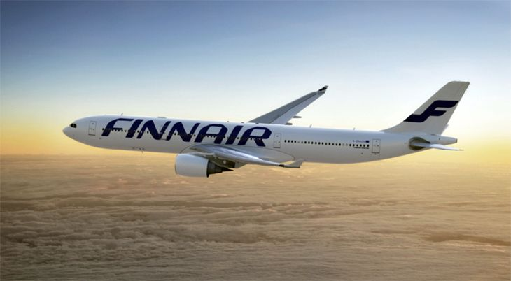Finnair will use an A330 on its San Francisco route. (Image: Finnair)