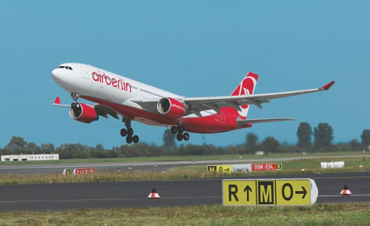 Will Airberlin be absorbed into Lufthansa? (Photo: Air Berlin)