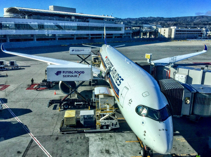 17 moments in 17 hours on Singapore Airlines Airbus A350 - TravelSkills