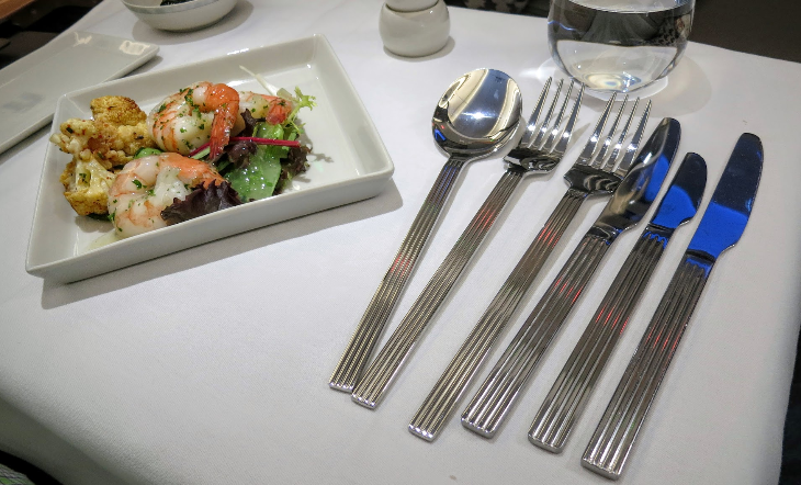 Singapore Airlines silverware