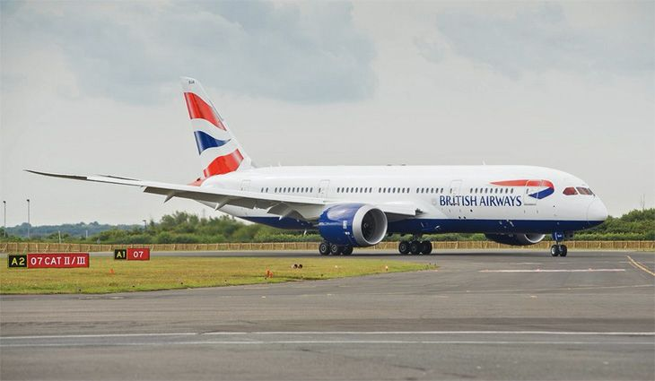 British Airways will use a Dreamliner on its new route to New Orleans. (Image: British Airways)