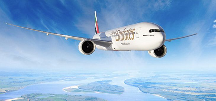 Emirates will use a 777 on its new Ft. Lauderdale route. (Image: Emirates)